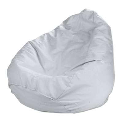 Poťah na sedací vak bez výplne 702-34 snehovo biela Kolekcia Cotton Panama