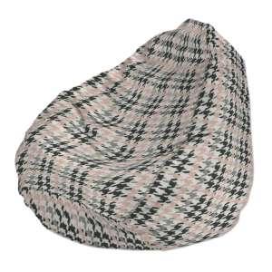 Bezug für Sitzsack Bezug für Sitzsack Ø50x85 cm von der Kollektion Brooklyn, Stoff: 137-75