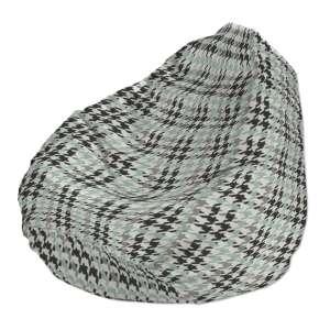Pokrowiec na worek do siedzenia pokrowiec Ø50x85cm w kolekcji Brooklyn, tkanina: 137-77