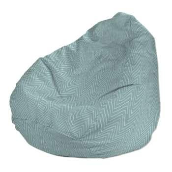 Pokrowiec na worek do siedzenia pokrowiec Ø50x85cm w kolekcji Brooklyn, tkanina: 137-90