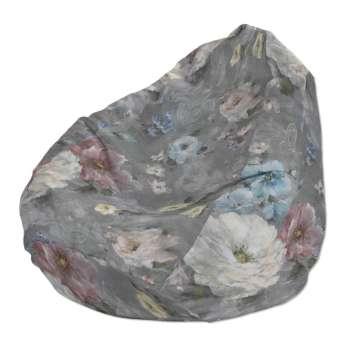 Pokrowiec na worek do siedzenia pokrowiec Ø50x85cm w kolekcji Monet, tkanina: 137-81