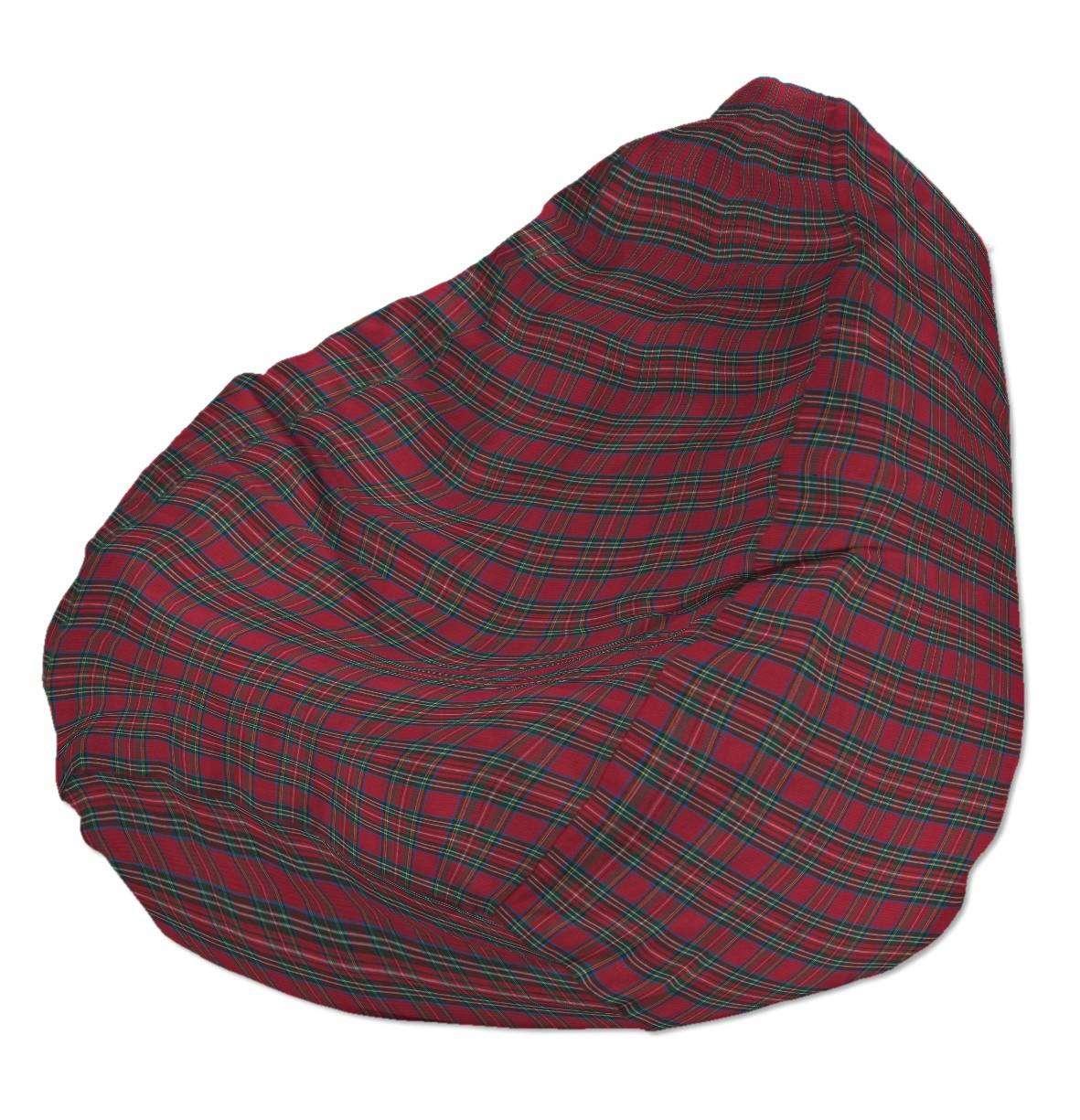 Bezug für Sitzsack Bezug für Sitzsack Ø50x85 cm von der Kollektion Bristol, Stoff: 126-29