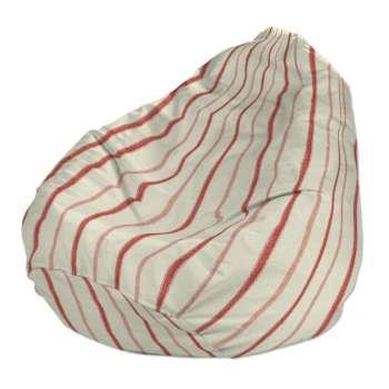 Pokrowiec na worek do siedzenia pokrowiec Ø50x85cm w kolekcji Avinon, tkanina: 129-15