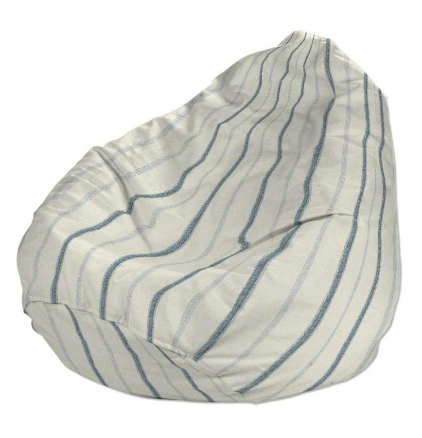 Sėdmaišio užvalkalas  Ø60x105 cm sėdmaišiui kolekcijoje Avinon, audinys: 129-66