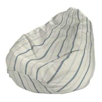 Pokrowiec na worek do siedzenia pokrowiec Ø50x85cm w kolekcji Avinon, tkanina: 129-66