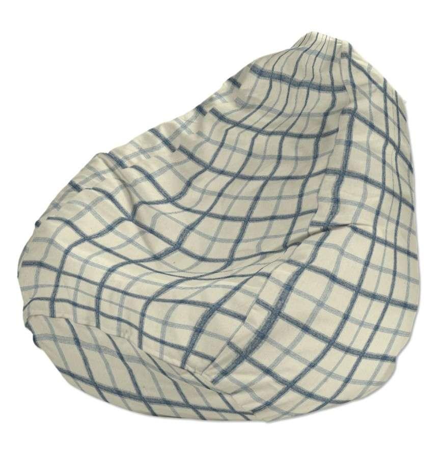 Sėdmaišio užvalkalas  Ø60x105 cm sėdmaišiui kolekcijoje Avinon, audinys: 131-66