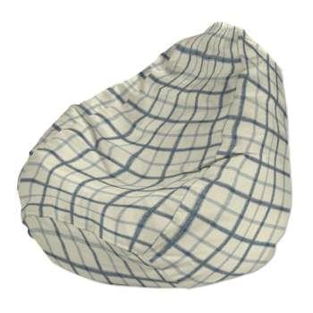 Pokrowiec na worek do siedzenia pokrowiec Ø50x85cm w kolekcji Avinon, tkanina: 131-66