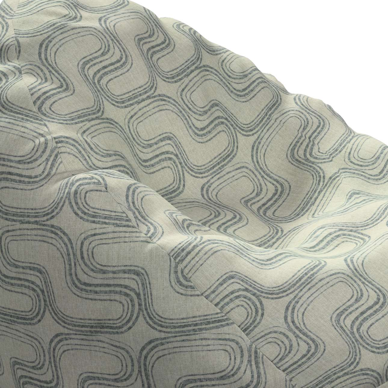 Pokrowiec na worek do siedzenia w kolekcji Comics, tkanina: 143-14
