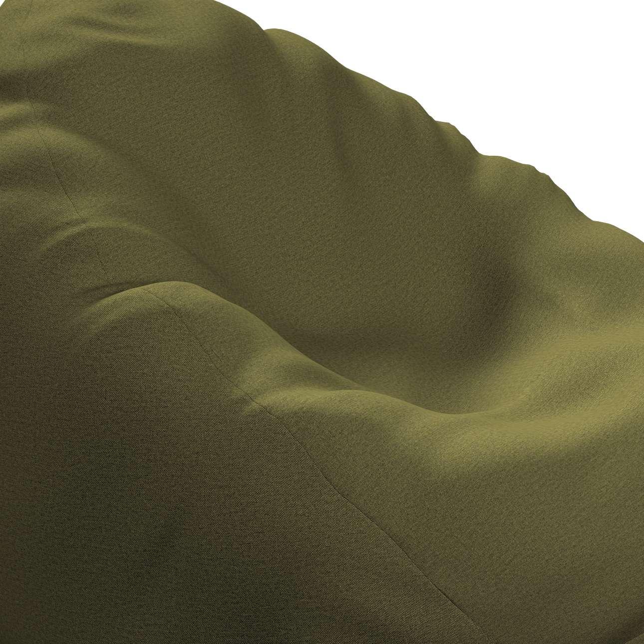 Pokrowiec na worek do siedzenia w kolekcji Etna, tkanina: 161-26