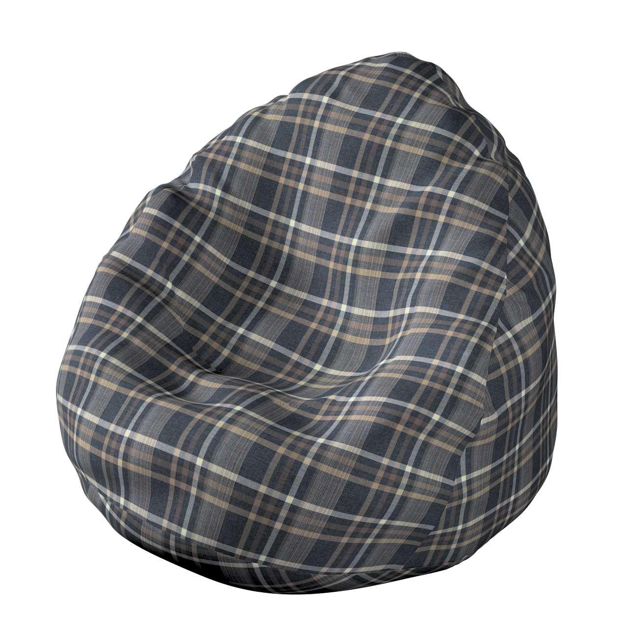 Bezug für Sitzsack von der Kollektion Edinburgh, Stoff: 703-16