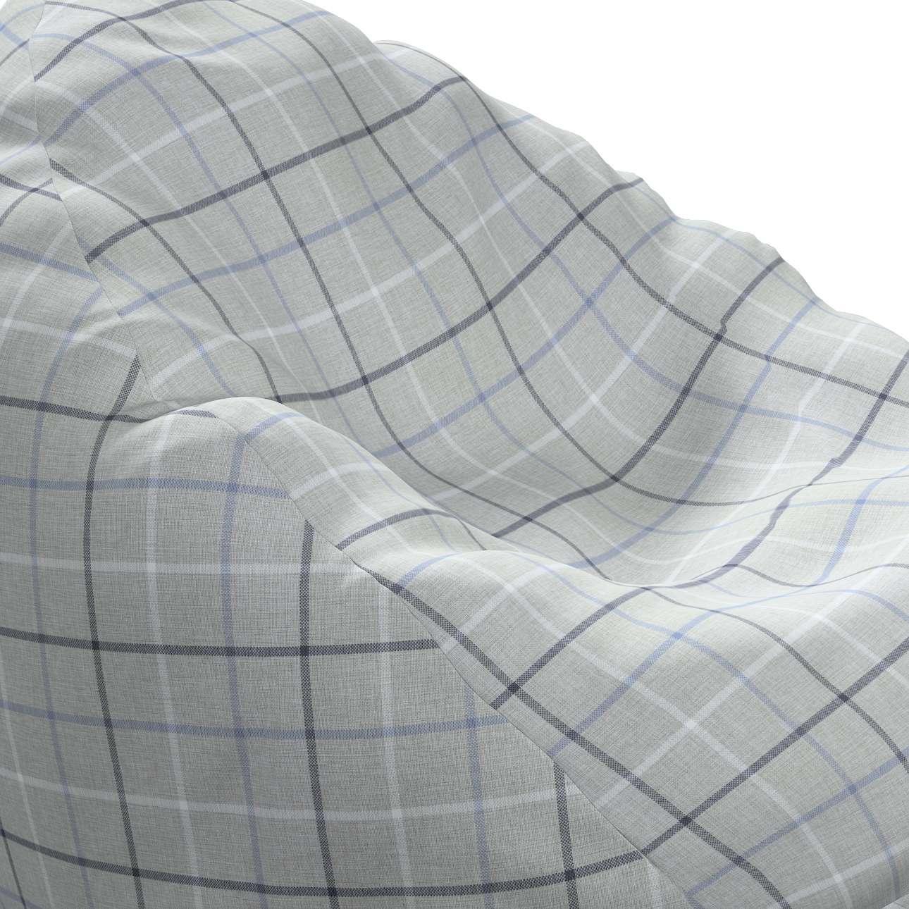 Pokrowiec na worek do siedzenia w kolekcji Edinburgh, tkanina: 703-18