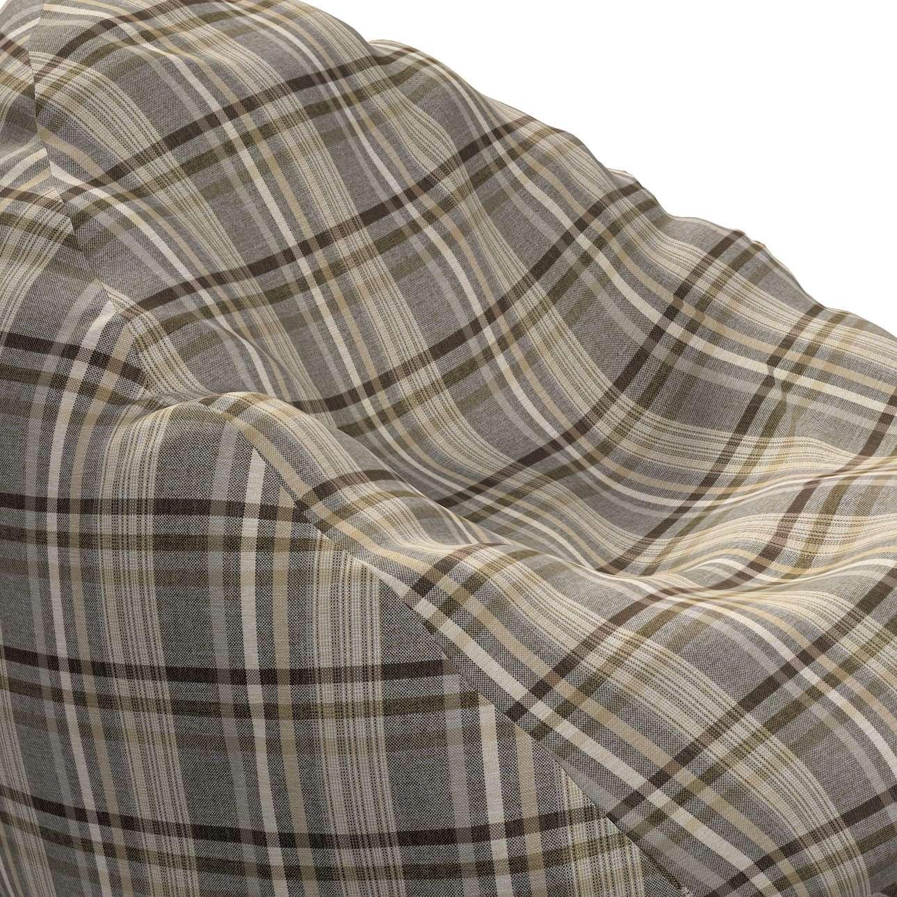 Pokrowiec na worek do siedzenia w kolekcji Edinburgh, tkanina: 703-17
