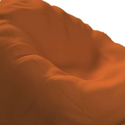 Bezug für Sitzsack 702-42 Karamell Kollektion Cotton Panama