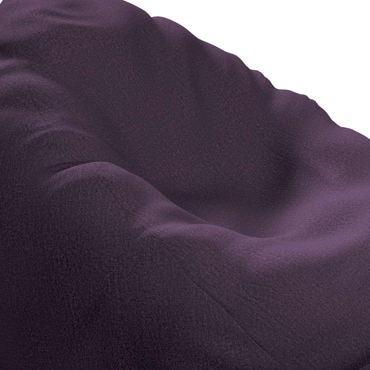 Pokrowiec na worek do siedzenia w kolekcji Living, tkanina: 161-67