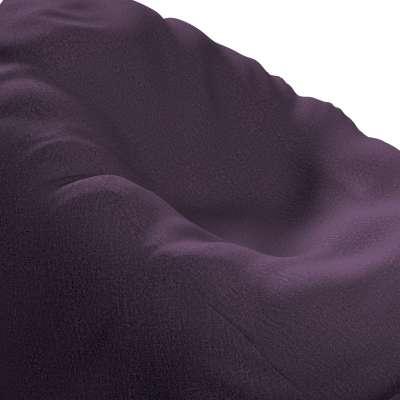 Náhradní potah na sedací vak 161-67 fialová Kolekce Living