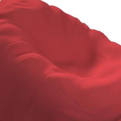 Náhradní potah na sedací vak 161-56 červená Kolekce Living