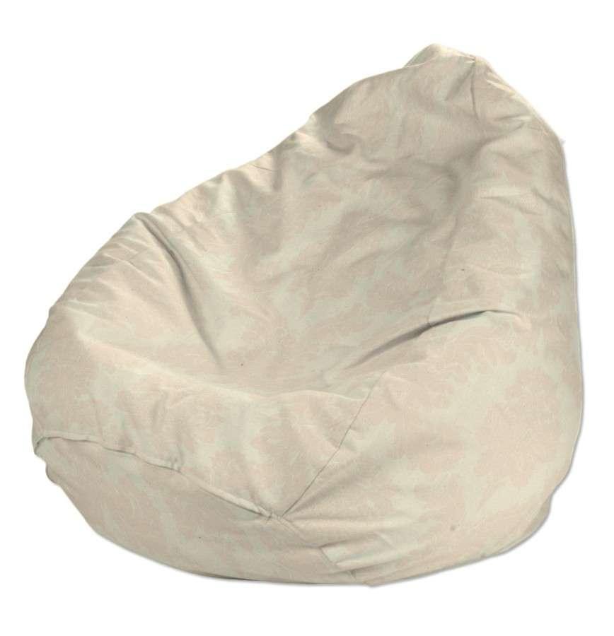Sėdmaišio užvalkalas  Ø60x105 cm sėdmaišiui kolekcijoje Damasco, audinys: 613-01
