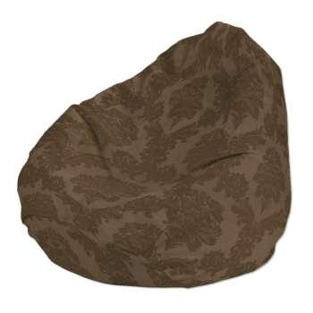 Pokrowiec na worek do siedzenia pokrowiec Ø50x85cm w kolekcji Damasco, tkanina: 613-88
