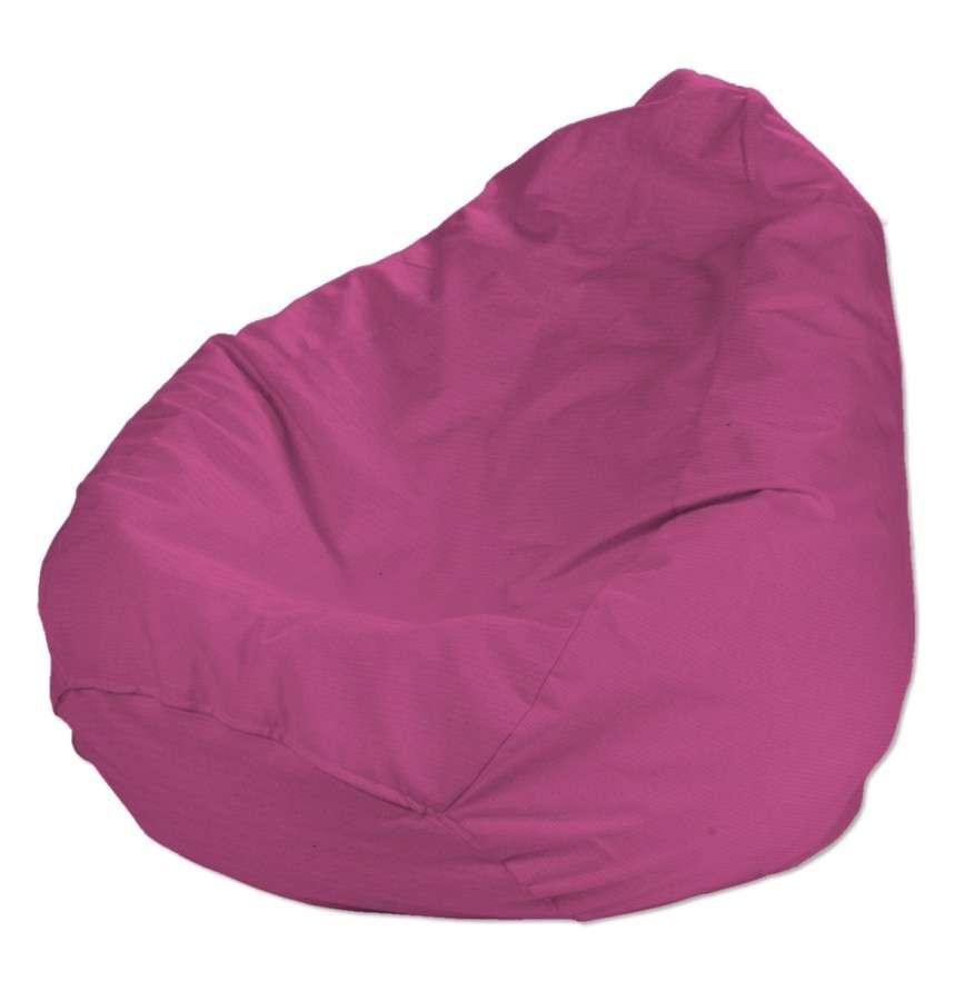 Bezug für Sitzsack, rosa, Bezug für Sitzsack Ø80x115 cm, Jupiter | Wohnzimmer > Sessel > Sitzsaecke | Dekoria