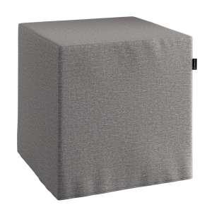 Bezug für Sitzwürfel Bezug für Sitzwürfel 40x40x40 cm von der Kollektion Edinburgh , Stoff: 115-81
