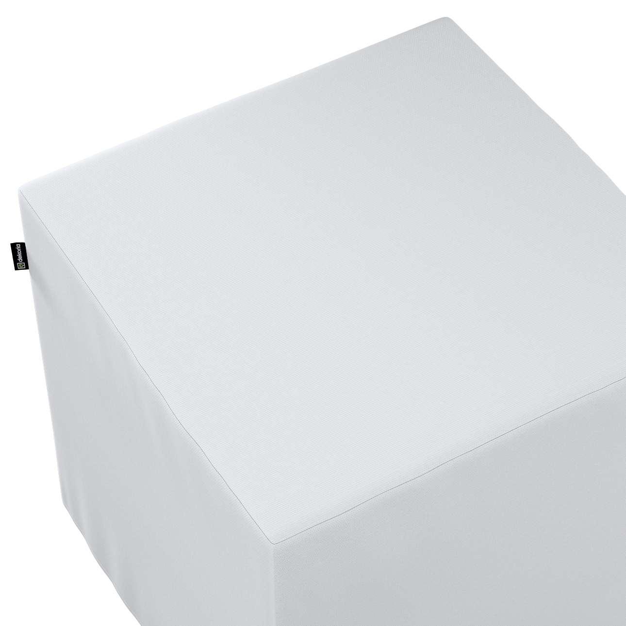Bezug für Sitzwürfel von der Kollektion Loneta, Stoff: 133-02