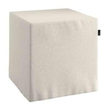 Bezug für Sitzwürfel Bezug für Sitzwürfel 40x40x40 cm von der Kollektion Loneta, Stoff: 133-65
