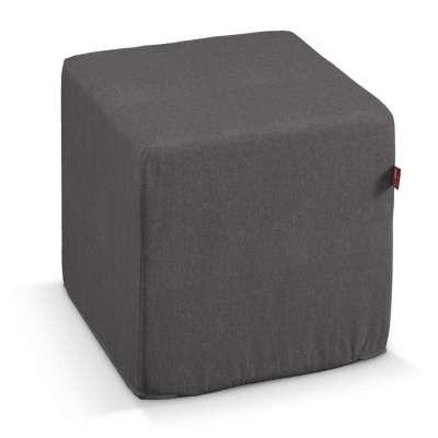Bezug für Sitzwürfel von der Kollektion Etna, Stoff: 705-35