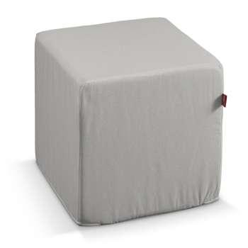 Bezug für Sitzwürfel von der Kollektion Etna, Stoff: 705-90