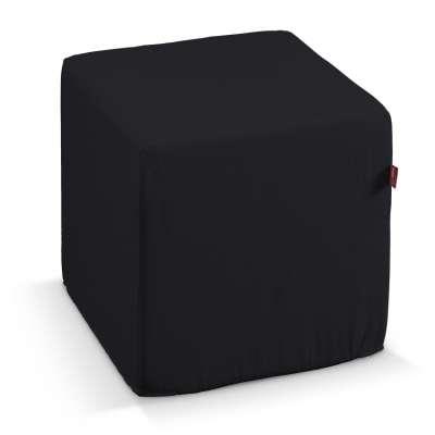 Bezug für Sitzwürfel von der Kollektion Etna, Stoff: 705-00
