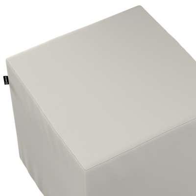 Hoes voor zitkubus 702-31 lichtgrijs Collectie Cotton Panama