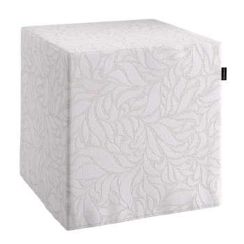 Bezug für Sitzwürfel Bezug für Sitzwürfel 40x40x40 cm von der Kollektion Venice, Stoff: 140-50