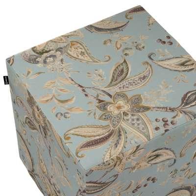 Bezug für Sitzwürfel von der Kollektion Gardenia, Stoff: 142-18