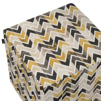 Bezug für Sitzwürfel von der Kollektion Modern, Stoff: 142-79