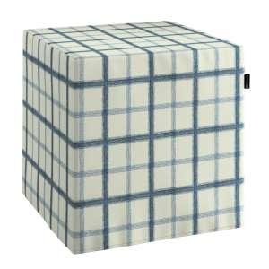 Bezug für Sitzwürfel Bezug für Sitzwürfel 40x40x40 cm von der Kollektion Avinon, Stoff: 131-66