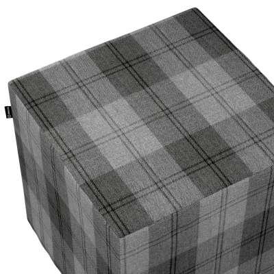 Bezug für Sitzwürfel von der Kollektion Edinburgh, Stoff: 115-75