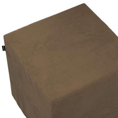 Bezug für Sitzwürfel 160-94 braun Kollektion Living II