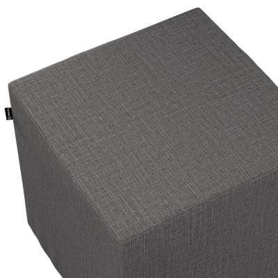 Bezug für Sitzwürfel von der Kollektion Living II, Stoff: 161-16
