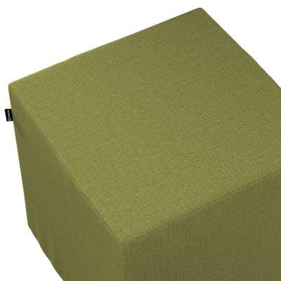 Bezug für Sitzwürfel von der Kollektion Living II, Stoff: 161-13