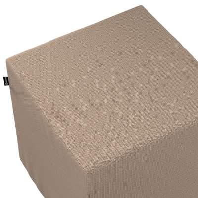 Hoes voor zitkubus 161-75 beige Collectie Bergen