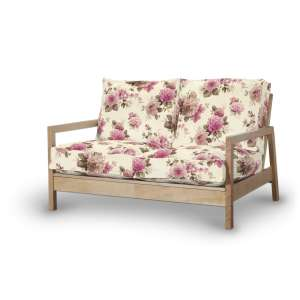 Lillberg 2-Sitzer Sofabezug Sofahusse, Lillberg 2-Sitzer von der Kollektion Mirella, Stoff: 141-07