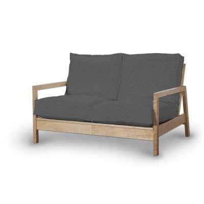 Pokrowiec na sofę Lillberg 2-osobową nierozkładaną w kolekcji Edinburgh, tkanina: 115-77