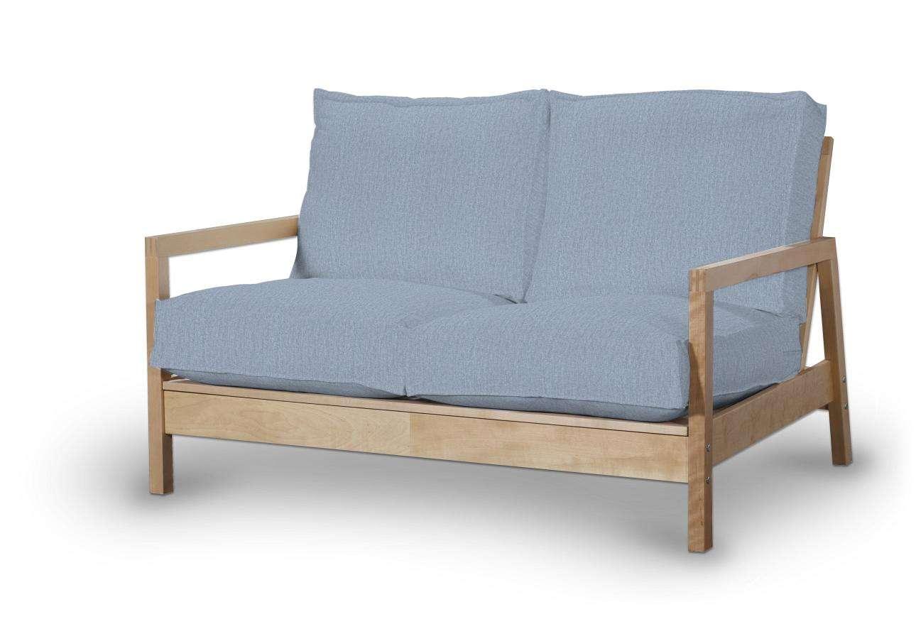 Pokrowiec na sofę Lillberg 2-osobową nierozkładaną Sofa Lillberg 2-osobowa w kolekcji Chenille, tkanina: 702-13