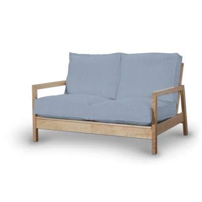 Pokrowiec na sofę Lillberg 2-osobową nierozkładaną w kolekcji Chenille, tkanina: 702-13