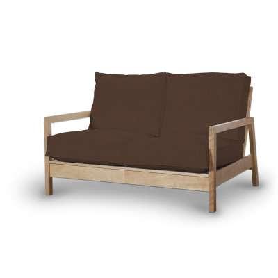 Pokrowiec na sofę Lillberg 2-osobową nierozkładaną w kolekcji Chenille, tkanina: 702-18