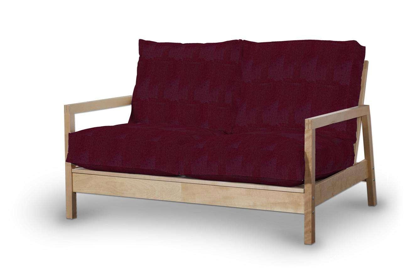Pokrowiec na sofę Lillberg 2-osobową nierozkładaną w kolekcji Chenille, tkanina: 702-19