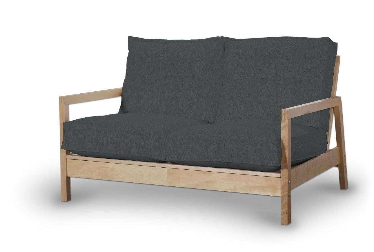 Pokrowiec na sofę Lillberg 2-osobową nierozkładaną Sofa Lillberg 2-osobowa w kolekcji Chenille, tkanina: 702-20