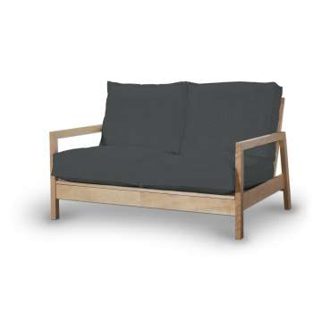 Pokrowiec na sofę Lillberg 2-osobową nierozkładaną w kolekcji Chenille, tkanina: 702-20
