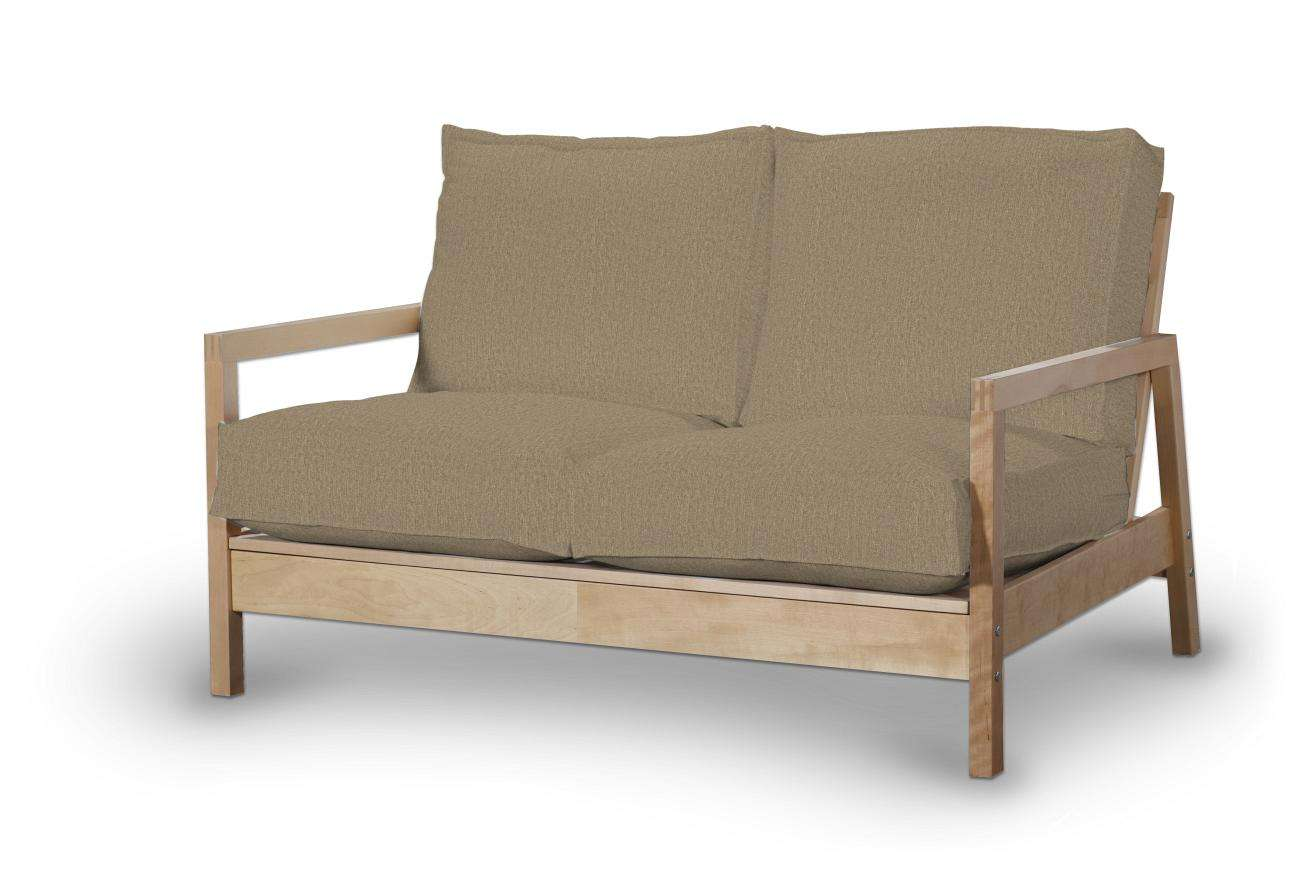 Pokrowiec na sofę Lillberg 2-osobową nierozkładaną Sofa Lillberg 2-osobowa w kolekcji Chenille, tkanina: 702-21
