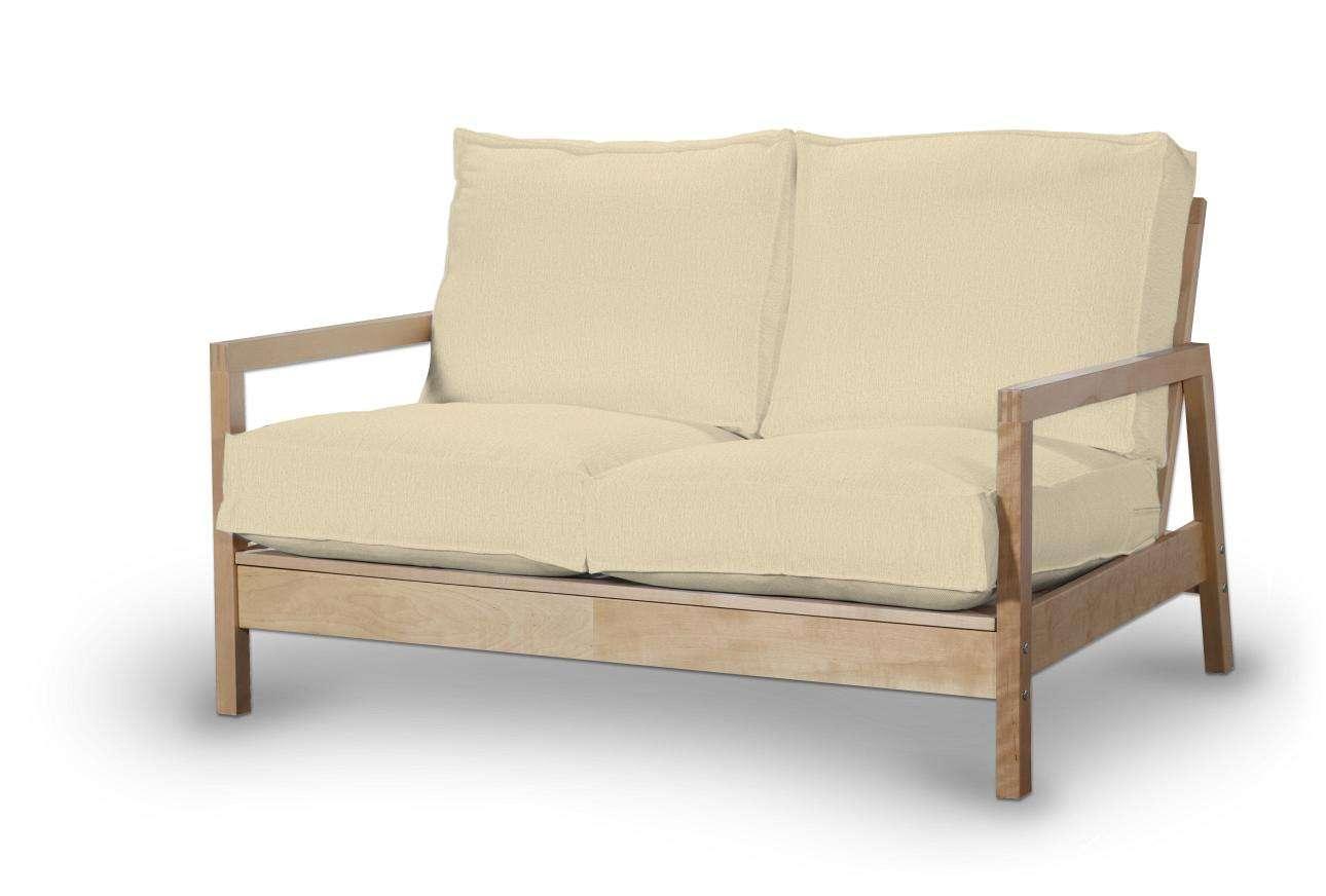 Pokrowiec na sofę Lillberg 2-osobową nierozkładaną Sofa Lillberg 2-osobowa w kolekcji Chenille, tkanina: 702-22