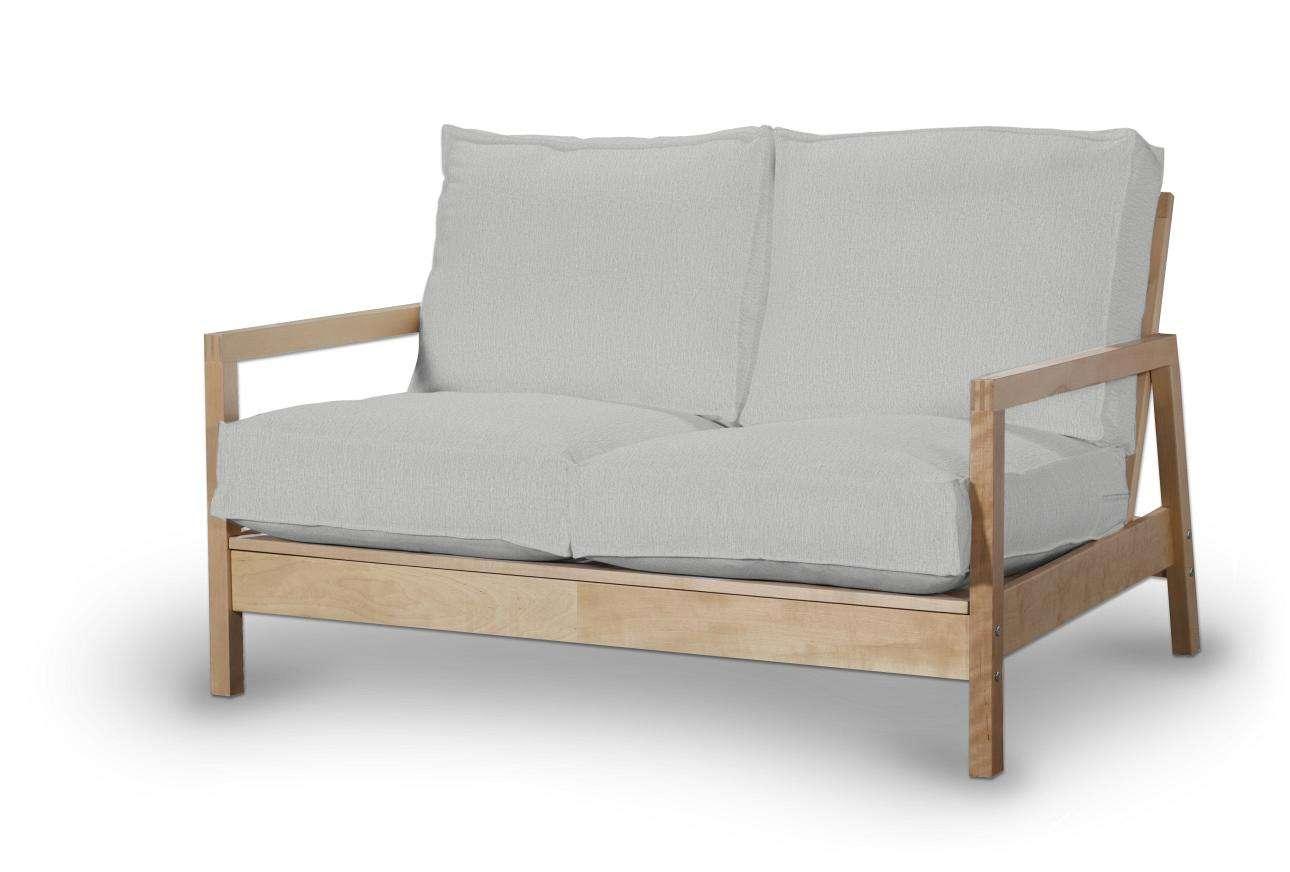 Pokrowiec na sofę Lillberg 2-osobową nierozkładaną Sofa Lillberg 2-osobowa w kolekcji Chenille, tkanina: 702-23